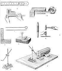 Разметочный и контрольно измерительный инструмент Разметка  разметка Рис 1 Разметочный и контрольно измерительный инструмент