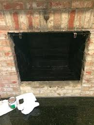 heat resistant paint for fireplace is a semi matt black water based with self priming finish