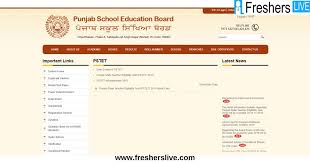 Mock Application Form Pstet Application Form 2019 Apply Online Guidelines To