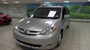 151288A - 2010 Toyota Sienna 5dr Mini-Van - Calgary, AB - YouTube