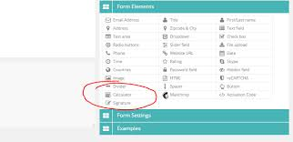 html calculator form super forms calculator add on by feeling4design codecanyon