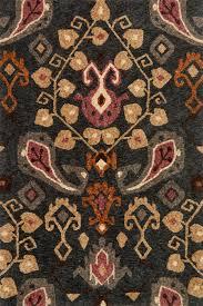 loloi rugs kalliope kp 05 charcoal lilac area rug