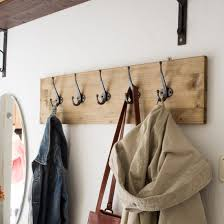 Easy Coat Rack Beauteous Coat Rack Gallery Craftgawker