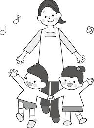 幼稚園保育園無料イラストフリー素材