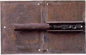 Дипломы древнеримских ветеранов Военно исторический портал   Диплом из города Славонски Брод внешняя сторона документа с нетронутыми печатями Дипломы