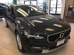 2018 volvo denim blue. brilliant volvo 2018 volvo v90 cross country t5 awd wagon throughout volvo denim blue