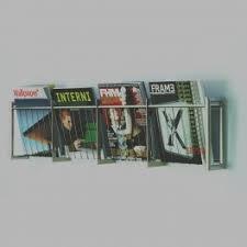 magazine rack office. magazine rack 4hole horizontal office i