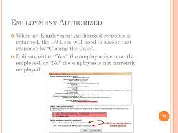 employment dates verification johns hopkins university i 9 and e verify guide ppt download