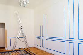 how to plan and install panelling
