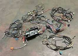 bmw e i main body wiring harness fuse box power distribution image is loading bmw e34 540i main body wiring harness fuse