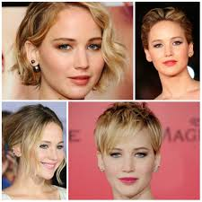 Hairstyle 2016 Ladies jennifer lawrences best short hairstyles to copy in 2016 2017 5338 by stevesalt.us