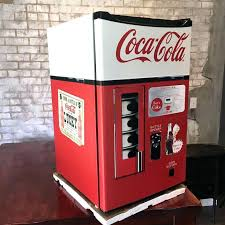 Coca Cola Mini Vending Machine Impressive Coca Cola Mini Refrigerator Best Cool Mini Fridge Ideas On Room Coca