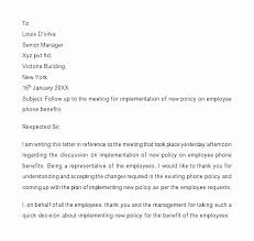 Sample Follow Up Letter After Submitting Resume New Examples Follow