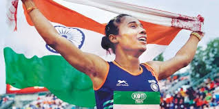 She became the first indian woman — indeed the first ever indian athlete — to win a gold medal in any format of a global track event at iaaf world u20 championships when she clocked a speed of 51.46 seconds. Hima Das Wonder Run From Coimbatore To Finland The New Indian Express