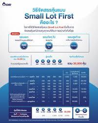 วันนี้วันแรก จองหุ้น OR ครั้งแรก IPO ผ่านกรุงเทพ กรุงไทย bbl ออนไลน์ | The  Thaiger: ข่าวไทยและภูเก็ต