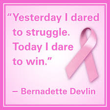 Breast Cancer Quotes Inspiration 48 Inspirational Breast Cancer Quotes