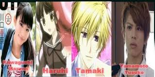 Image result for Ouran High School Host Club 2011