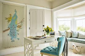 office room diy decoration blue. Room Of The Week Home Office Decor Ideas Diy Full Size Decoration Blue