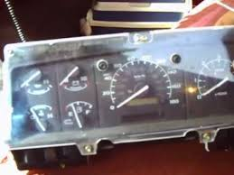 1992 ford f150 instrument cluster swap youtube 1989 ford ranger wiring diagram at 96 Ranger Instrument Cluster Wiring Diagram
