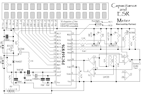 lcr meter circuit diagram the wiring diagram meter circuit diagram