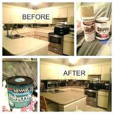 decoration painting laminate refinishing can you paint endearing drop cloths kitchen makeovers countertops to look