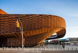 architecture buildings. Barclays Center (2012) By SHoP Architects Architecture Buildings