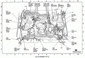99 ford mustang wiring diagram wiring amazing wiring diagram Mustang Horn On Truck at Mustang Horn Harness