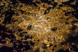 Causes Of Light Pollution Light Pollution Wikipedia