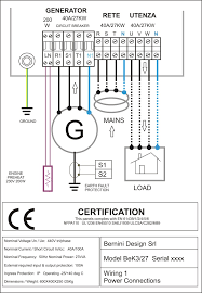 home generator transfer switch wiring diagram wiring diagram how to connect a generator transfer switch