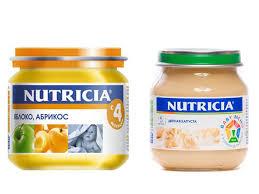 Самое лучшее детское пюре рейтинг мам nutricia пюре