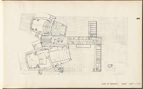 plan of basement sydney opera house yellow book nrs 12708