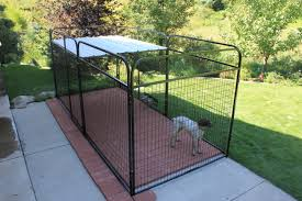 indoor kennel flooring ideas eflooring intended for dog outdoor dog kennel flooring ideas