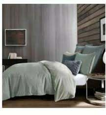 kenneth cole full queen duvet cover