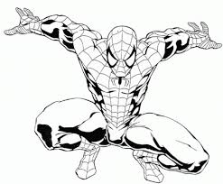 Small Picture Spiderman Coloring Pages Free Printable Coloring Pages 258023