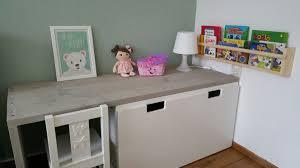 Speelhoek Ikea Stuva En Steigerhout Kidscorner Maison Idée In