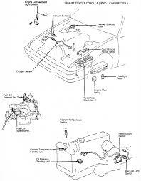 1986 87 rwd carburador ubicacion de ponentes
