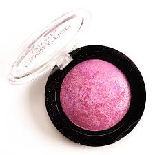 make up revolution one for playing games baked blusher