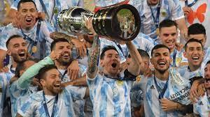 Copa América: Argentinien schlägt Brasilien im Finale - Messi besiegt Fluch  im Nationaltrikot - Eurosport