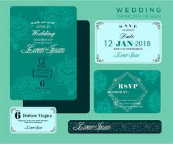 Wedding Invitation Card Format Free Vector Download 4040 Free Enchanting Free Invitation Card Templates For Word