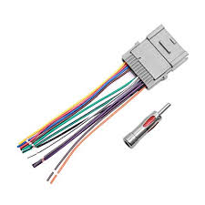 buick wiring harness wiring diagram mega amazon com car stereo radio wiring harness antenna adapter for buick rendezvous trailer wiring harness buick wiring harness