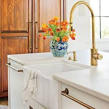 New Brass Kitchen Faucets 86 Interior Designing Home Ideas with