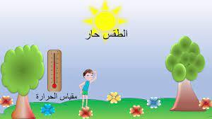 تعلم حالة الطقس للأطفال - YouTube
