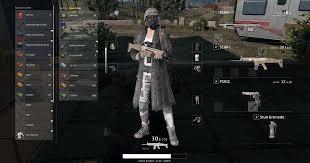 playeruknowns battlegrounds beginners guide playerunknown inventory