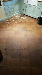 Terracotta Kitchen Floor Tile Cleaning Stone Cleaning And Polishing Tips For Terracotta