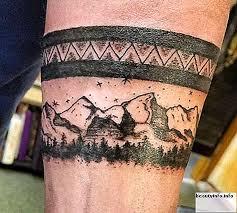 9 Atraktivní Tribal Páskové Tetování S Obrázky Tetovací Vzory 2019