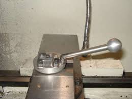 metal lathe projects plans. metal lathe knob turner by jvander68 -- ball and for creating balls up projects plans