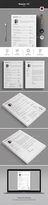 298 Best Resume Design Images On Pinterest Resume Cv Resume