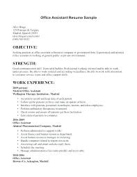 Resume For Clerical Position 9 10 Resumes For Clerical Jobs Soft 555 Com