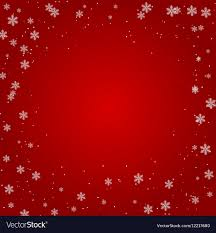 red christmas background. Brilliant Red Red Christmas Background Vector Image In Background VectorStock