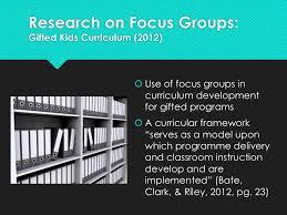 Focus Group Presentation Youtube